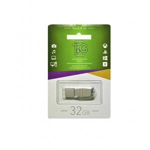 Флешка usb flash T&G 100 Metal series 32GB