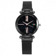 Женские часы Starry Sky Watch чёрные