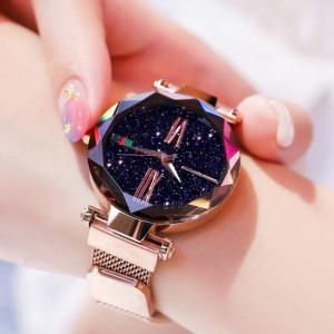 Женские Часы Starry Sky Watch розовые