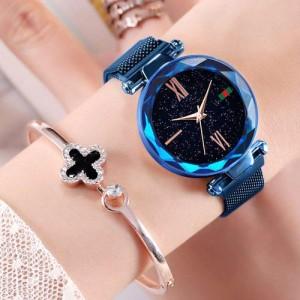 Женские часы Starry Sky Watch синие