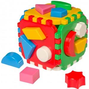 Іграшка куб Розумний малюк