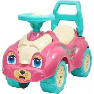Іграшка Автомобіль для прогулянок, арт.0823 (Рожева)