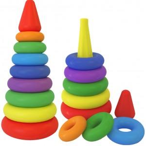 """Іграшка """"Пірамідка видувна 2"""