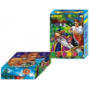 Іграшка кубики Українські та російські народні казки