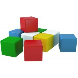 Іграшка кубики Веселка 1