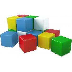 Іграшка кубики Веселка 2