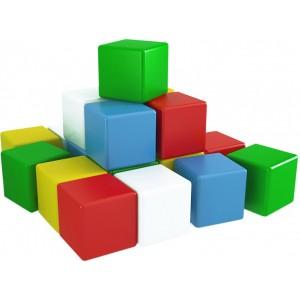 Іграшка кубики Веселка 3