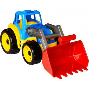Транспортна іграшка Трактор