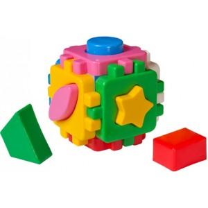 Іграшка куб Розумний малюк Міні