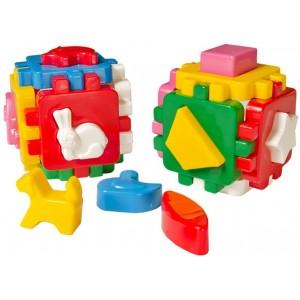 Іграшка куб Розумний малюк Весела компанія