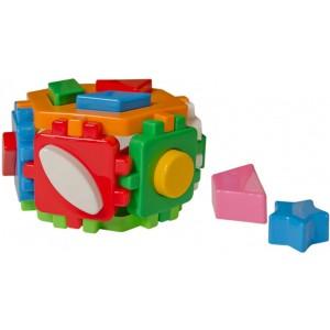 Іграшка куб Розумний малюк Гексогон 2