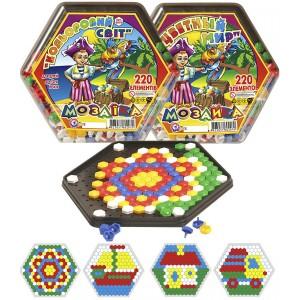 Іграшка Мозаїка кольоровий світ