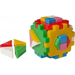 Іграшка куб Розумний малюк Логіка 2