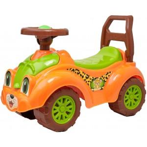 Іграшка Автомобіль для прогулянок , арт.3268 (Оранжева)
