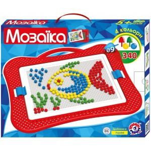 Іграшка Мозаїка 4 (9мм - 340шт)
