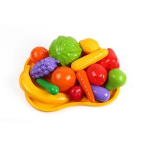 Іграшка Набір овочів та фруктів, арт.5347