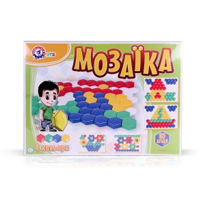Іграшка  Мозаїка для малюків  1