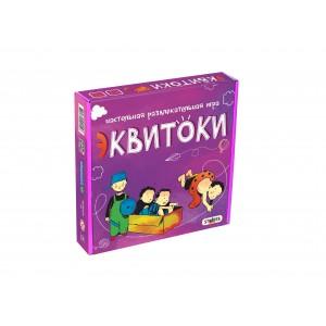 """Гра 12 (рос) """"Еквітокі, 112 карток"""", в кор-ці 24-25-5 см"""