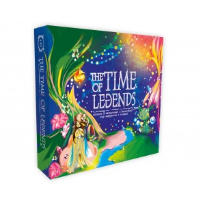 "Гра розважальна 30460 (рос) ""The time of legends "", в кор-ці 30-30-7см"