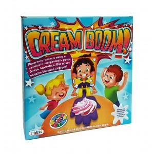 """Настільна розважальна гра 8001 (рос.) """"Cream Boom"""", в кор-ці 26,5-26-8 см"""