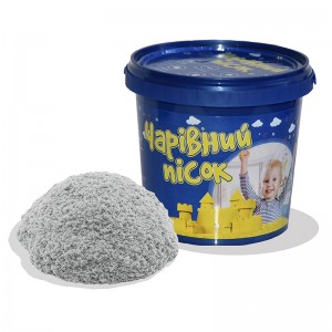 Песок Классический 316-1 в ведре1 кг
