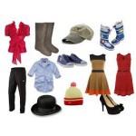 Одежда, обувь и украшения