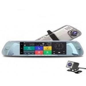 Видеорегистратор-зеркало сенсорный F700