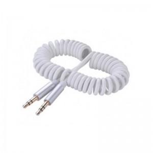 AUX кабель ПРУЖИНА в пакете