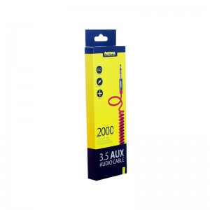 AUX кабель REMAX LH-L316 2000mm