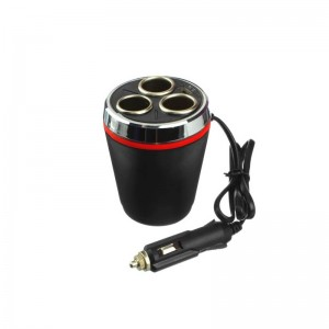 Разветвитель прикуривателя Olesson 1514 USB 12V/24V