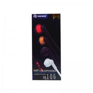 Наушники HF PAPADA PA106