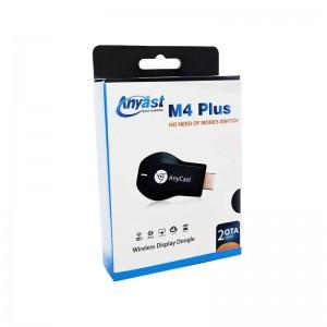 Медиаплеер AnyCast M4 PLUS HDMI/WiFi