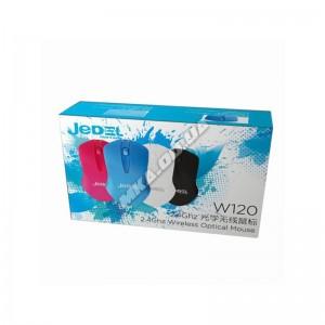 Мышь беспроводная JEDEL W120