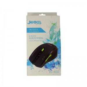 Мышь беспроводная JEDEL W400
