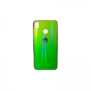 Накладка CRYSTAL Huawei - green