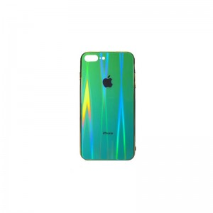 Накладка CRYSTAL iPhone - green