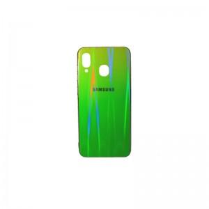 Накладка CRYSTAL Samsung - green