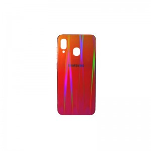 Накладка CRYSTAL Samsung - red