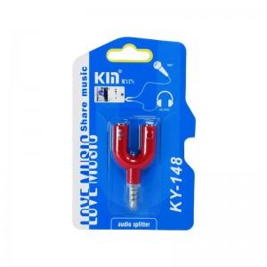 Переходник KIN на HF+микрофон KY-148