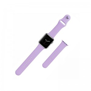 Ремешки для Apple watch Силиконовые 38-40mm