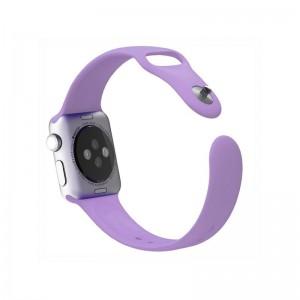 Ремешки для Apple watch Силиконовые 42-44mm
