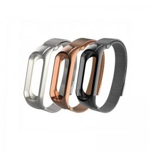 Ремешки для Xiaomi Mi Band3/Mi Band4 Metal
