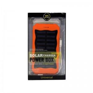 Солнечный Power Bank P2-12000 mAh
