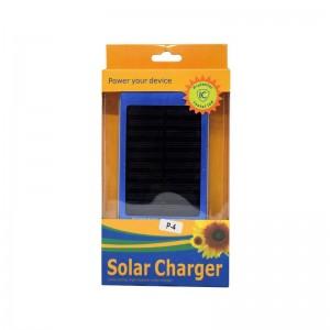 Солнечный Power Bank P4-20000 mAh