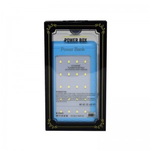 Солнечный Power Bank P5-20000 mAh