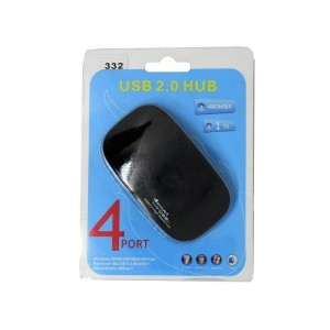 USB HUB 4 ports 332