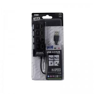 USB HUB 4 ports M-4
