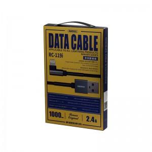USB кабель Remax RC-119i OR