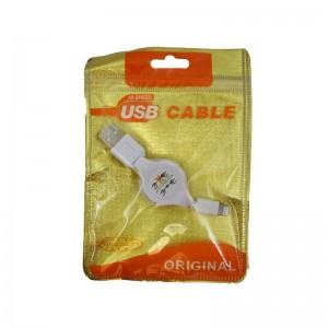 USB кабель шнурок катушка 1,5м