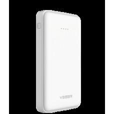 Аккумулятор внешний Power Bank 10000 mAh VEGER W1018